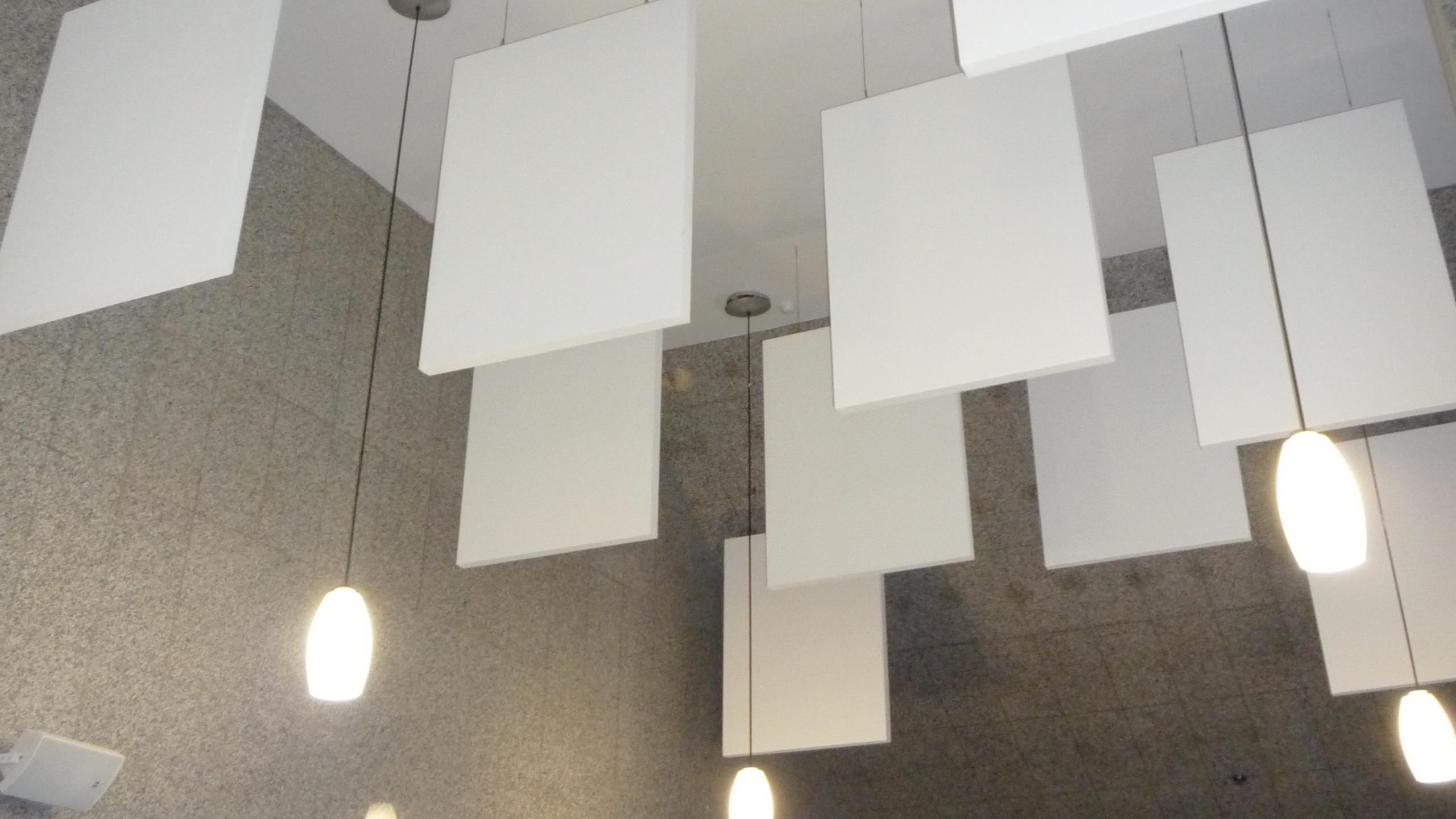 Auckland District Courts - Baffle Panels