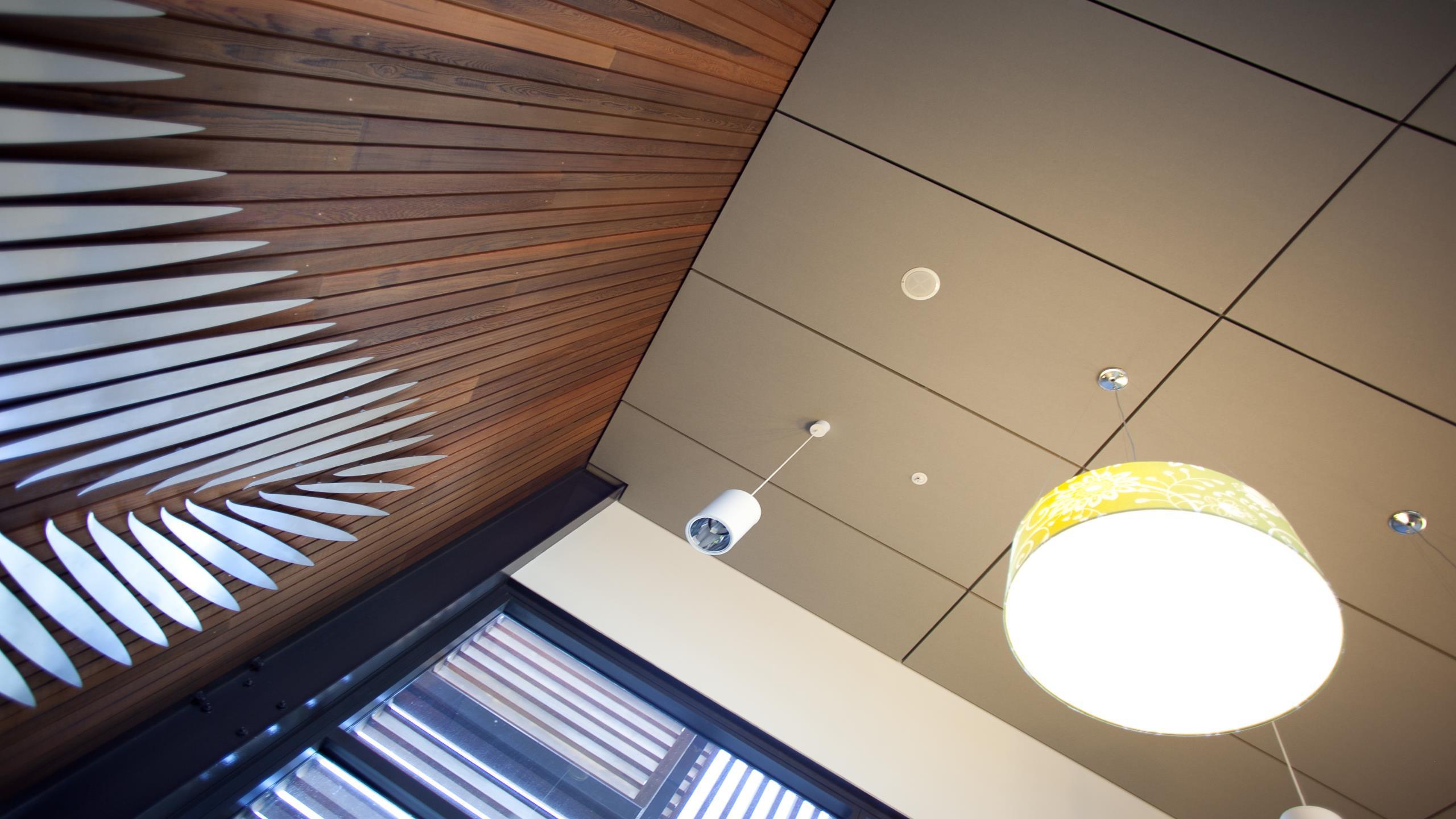 Cancer Society Lions Lodge - Triton Cloud 50 in grey Sonatex facing