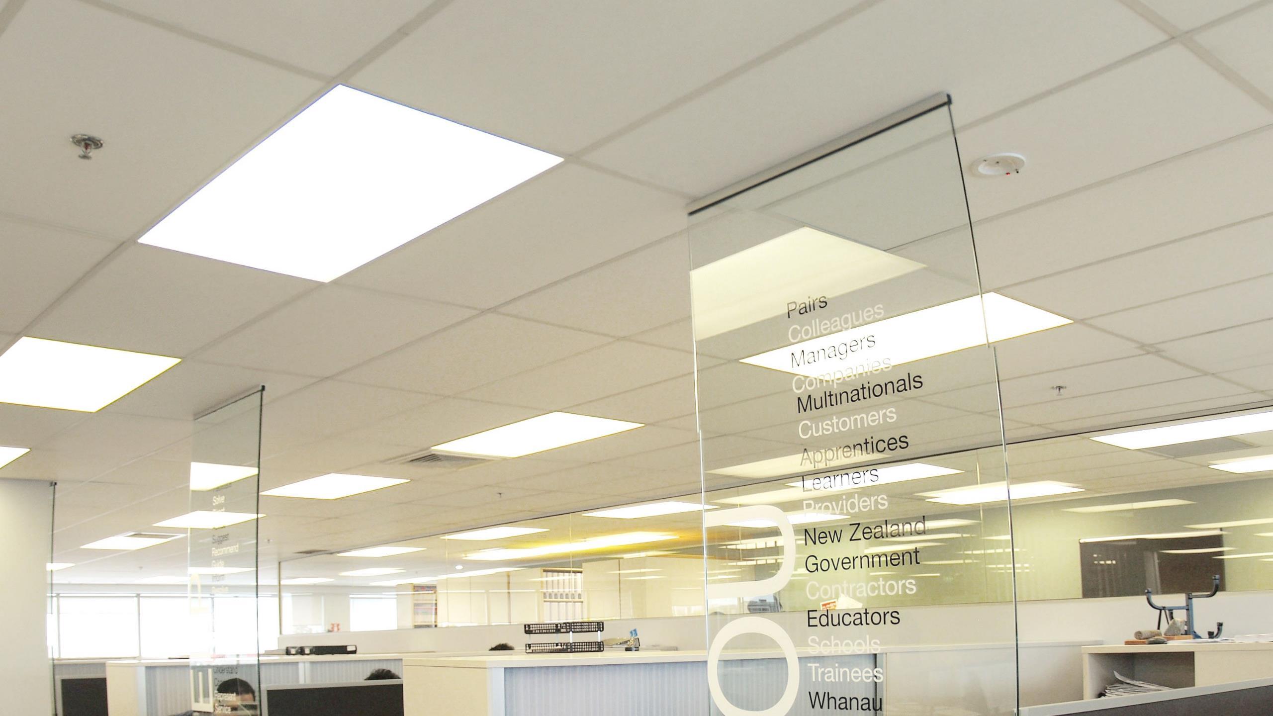Competenz, Office Area - Triton Duo 60