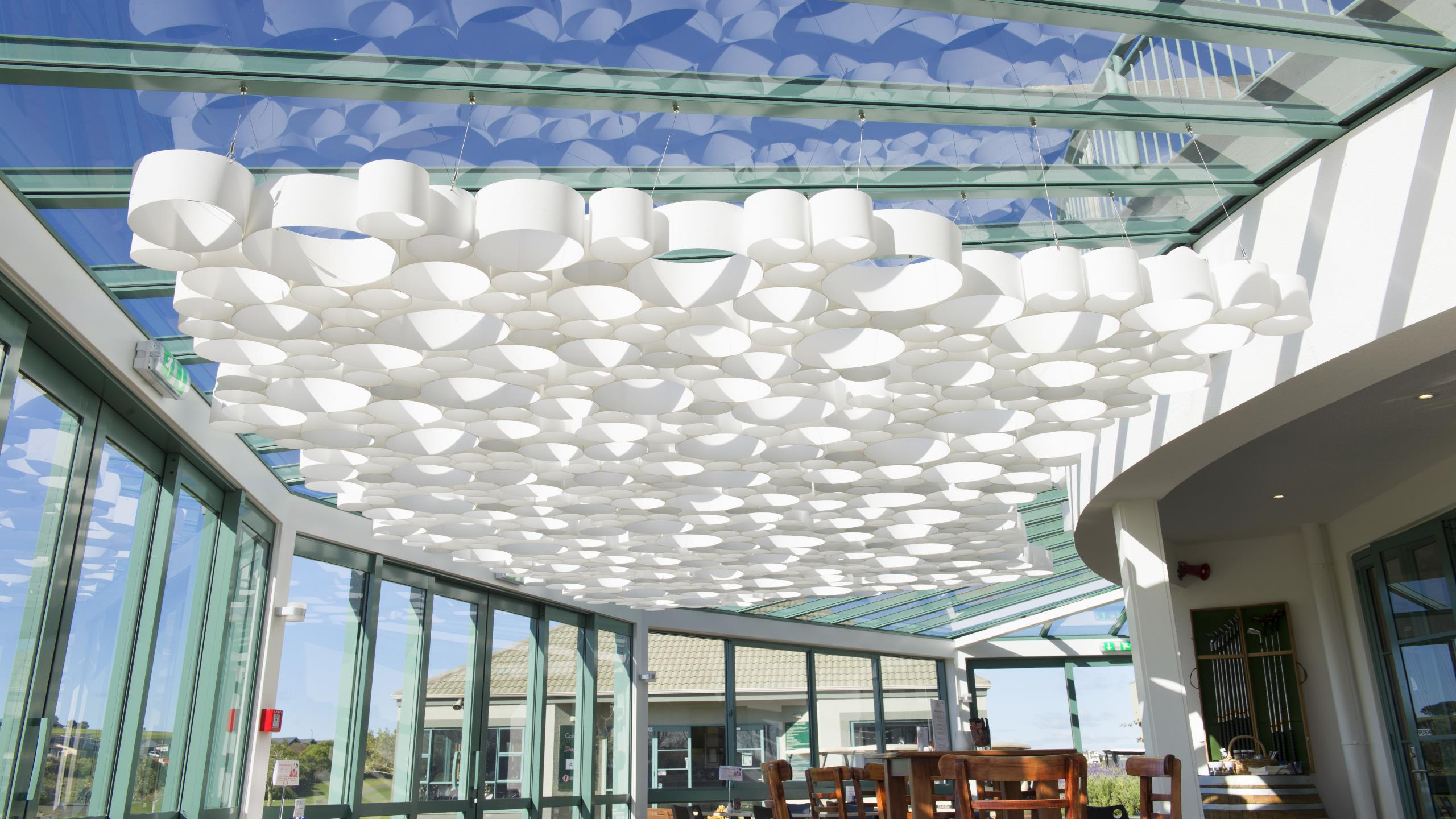 Gulf Harbour Country Club - AO-Gami Ceiling System