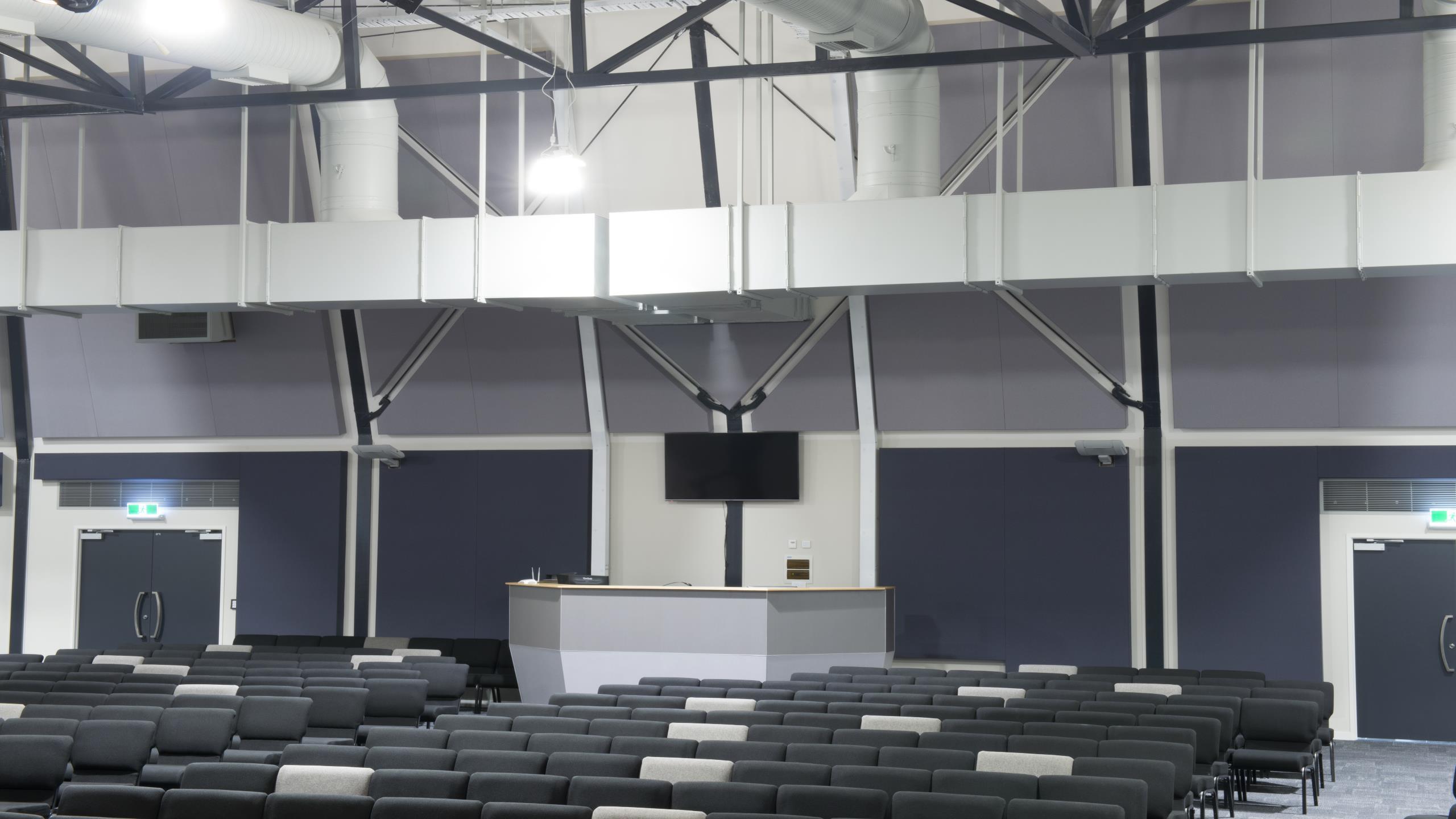 Northcross Community Church - Fabwall