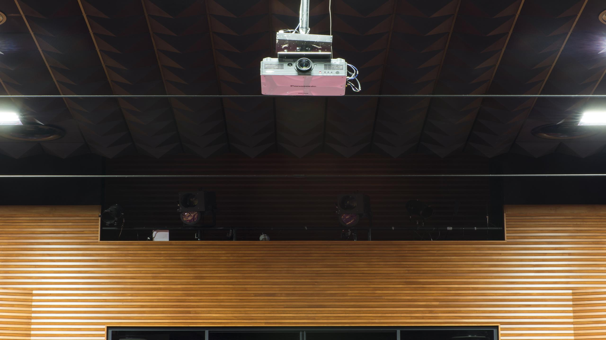 Southwell School Auditorium - Pyramid 3D