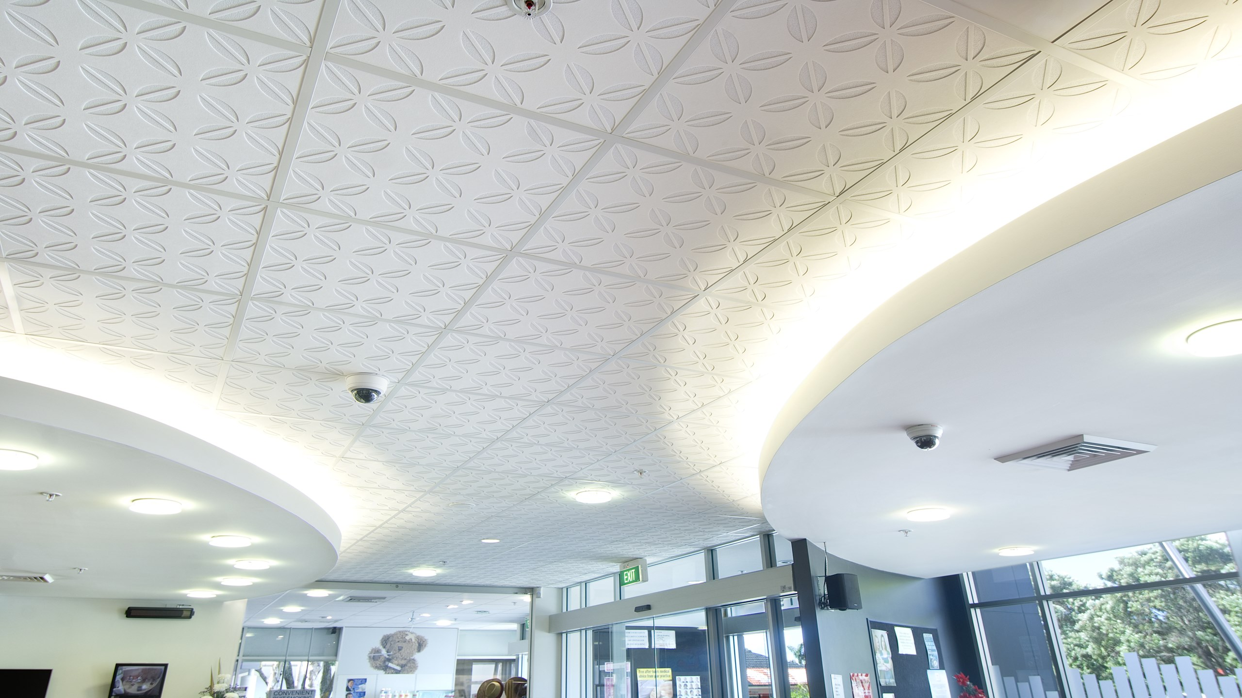 Orewa Medical Centre - Sonaris FP, white/white